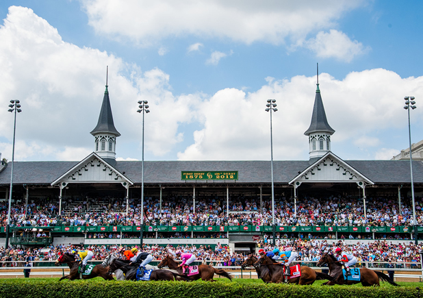 Kentucky Confidential Kentucky Derby 138 The Day In
